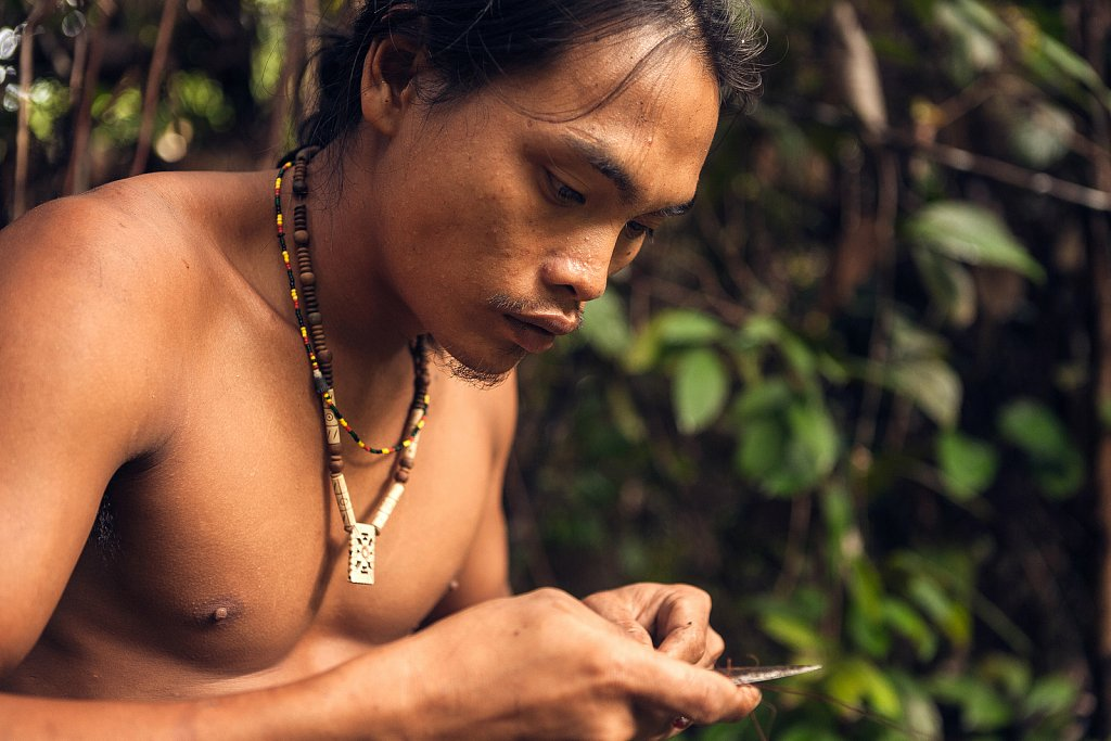 ☄ The Last of the Mentawai